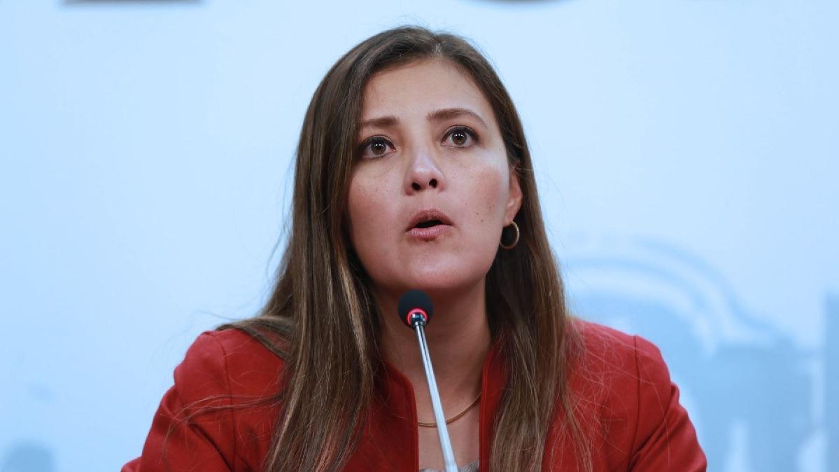 Osorio es la única mujer que es gobernadora de los 25 que hay en el Perú.