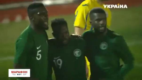 El último gol internacional de Arabia Saudita lo marcó Fahad Al Muwallad.