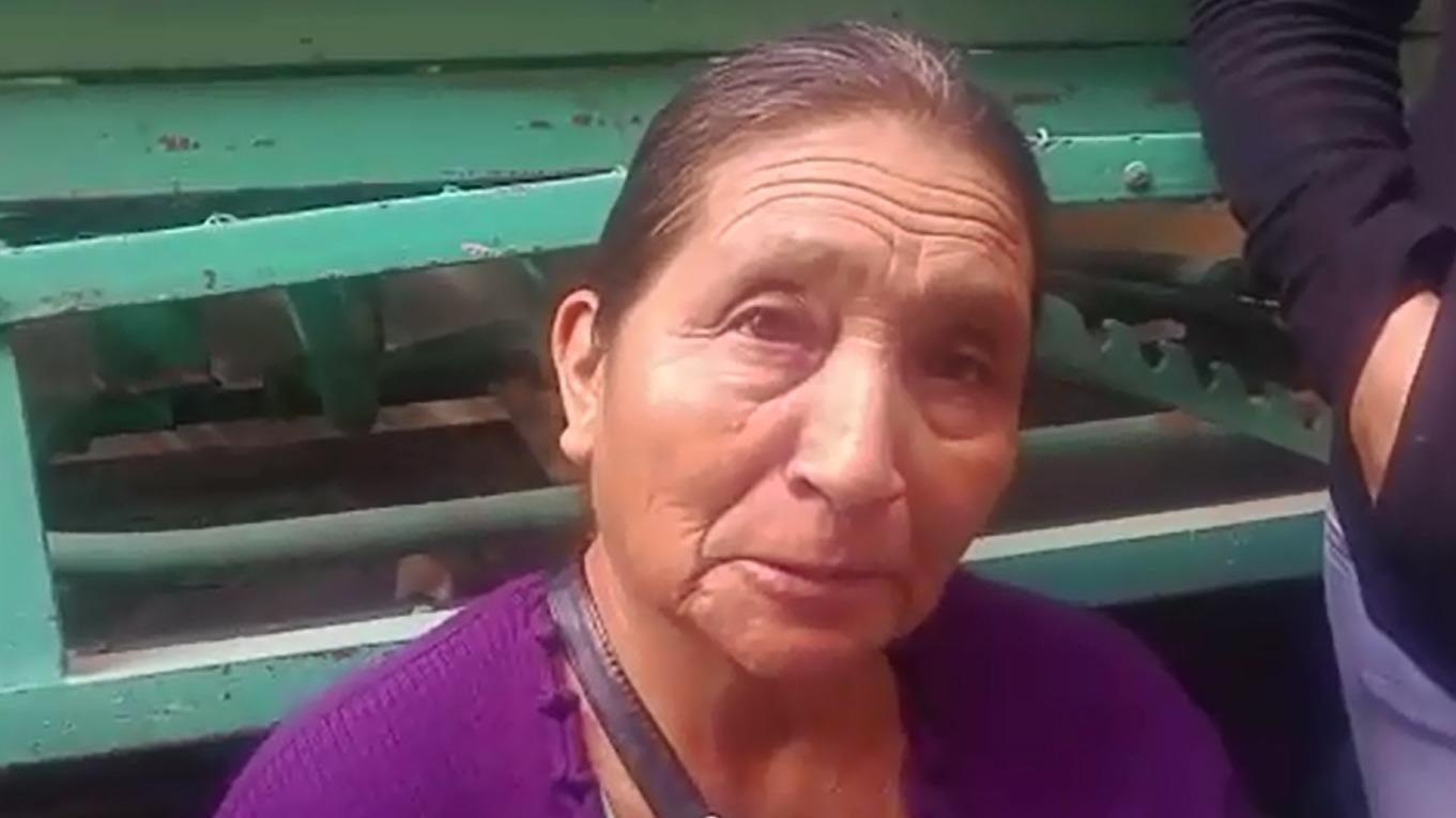 Zoila Altamirano Vásquez trabajada como enfermera en el Hospital Regional de Lambayeque
