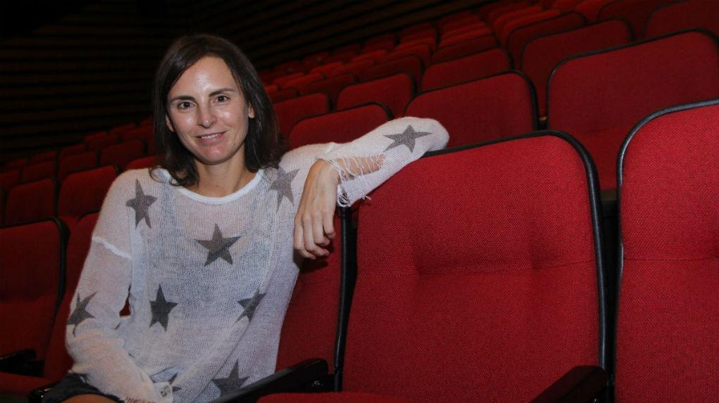 La directora Joanna Lombardi quiere seguir trabajando en las tablas.