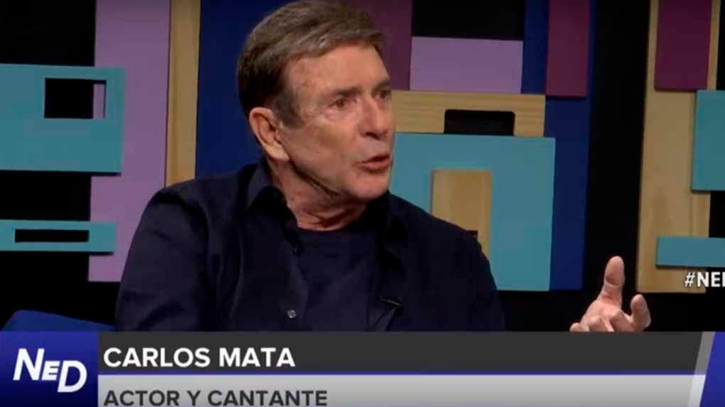 Carlos Mata ofrecerá un concierto por el Día de la Madre en Lima. En Nada está dicho se de un breve tiempo para hablar de la crisis que vive su país Venezuela.