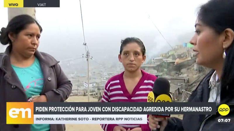 Los amigos y familiares de Luz Celestino Mariano exigen la intervención de las autoridades.
