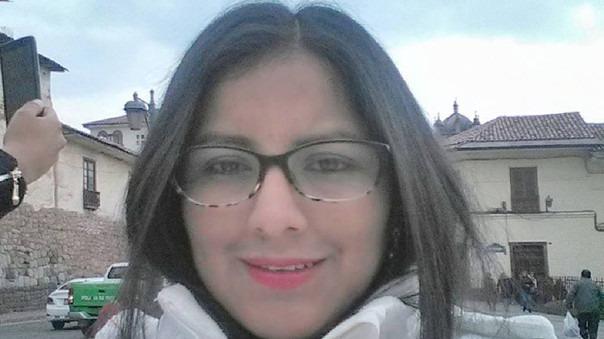María Elizabeth Fernández  es atendida en la clínica Good Hope.