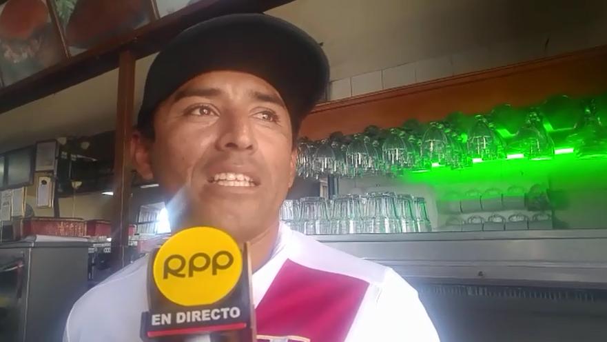 Fanáticos de la blanquirroja expresan a RPP Noticias su tristeza tras confirmarse la ausencia de Paolo Guerrero en el Mundial de Rusia 2018