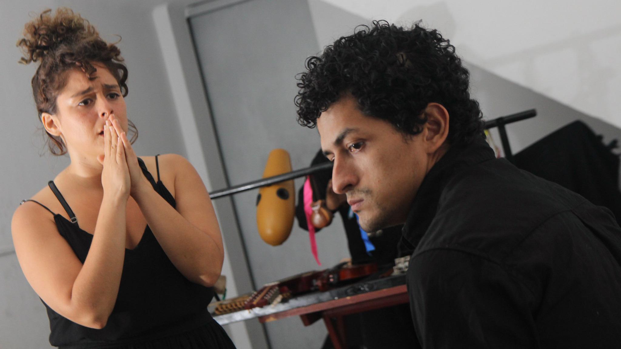 Job Mansilla y Piera del Campo presentan