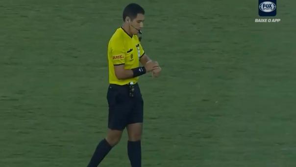 Flamengo llegó a los 9 puntos en el grupo 4.