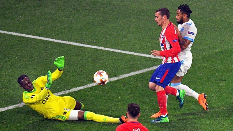 Antoine Griezmann anotó los dos goles del triunfo momentáneo.