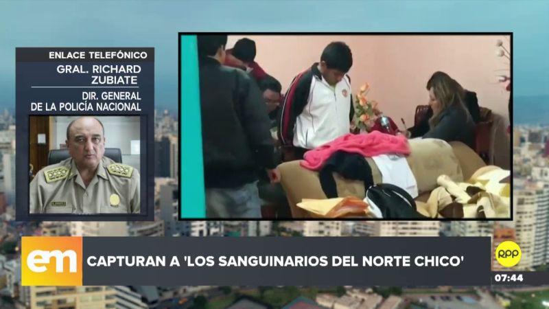Ochocientos policías y 85 fiscales participaron en este megaoperativo, realizado en Huaral, Chancay, Huaura, Callao y Lima.