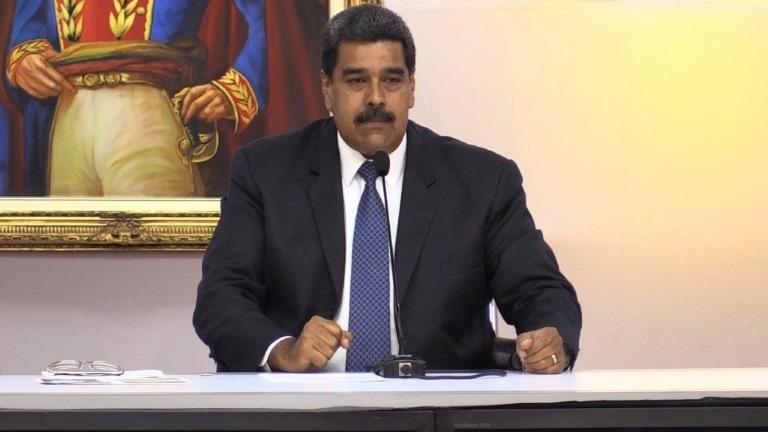 Maduro asegura que aceptará resultado de elecciones del domingo.