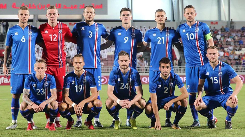 Islandia llegó hasta los cuartos de final de la última Eurocopa.
