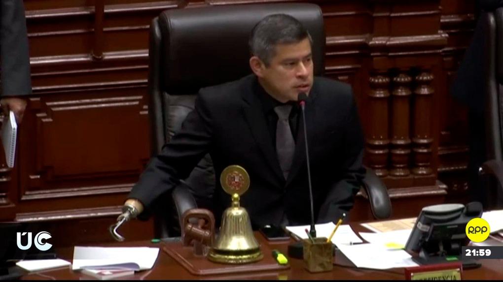 Pleno del Congreso decidió por mayoría que el proyecto sobre supervisión de cooperativas retorne a comisiones.