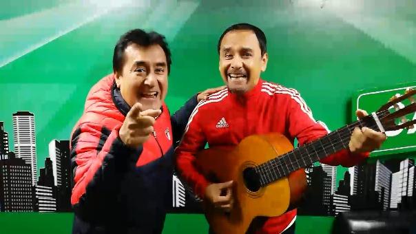 Kiko y Jaime le cantaron la nueva versión de