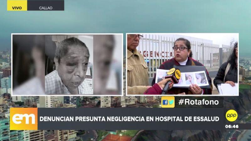 Los familiares de Víctor Vega Portugeno (87) piden que se haga justicia y se sancione a los responsables.