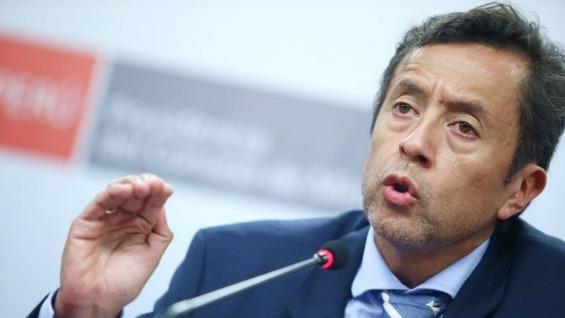 David Tuesta renuncia tras permanecer en el cargo poco menos de dos meses.