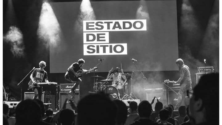 Estado de Sitio presentó el videoclip de la canción