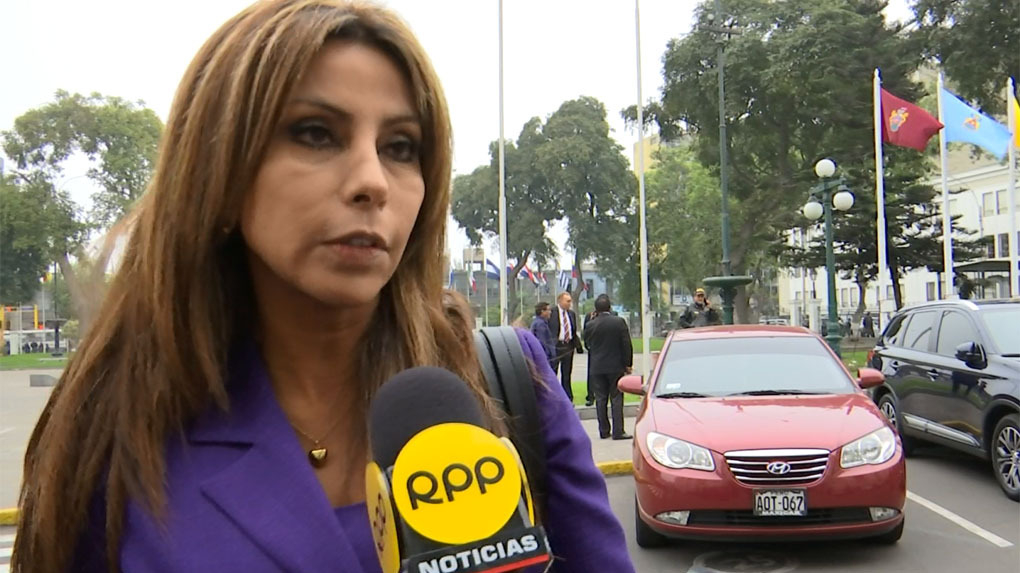 Presidenta de Ositran, Verónica Zambrano, afirmó que para su institución el tema de los peajes está cerrado.