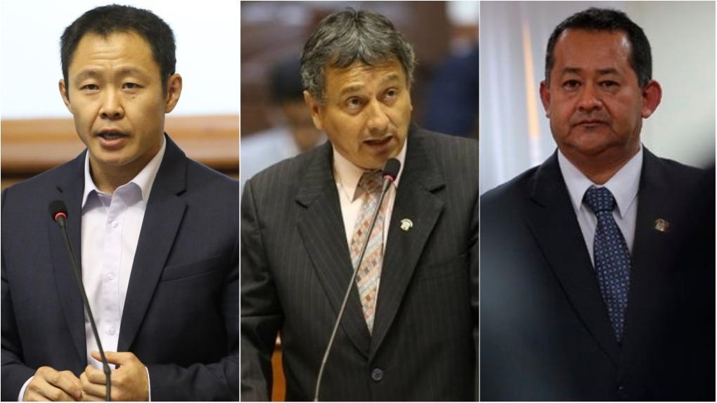 El menor de los Fujimori no asistió este jueves a la segunda votación que realizó el Pleno respecto de su suspensión.