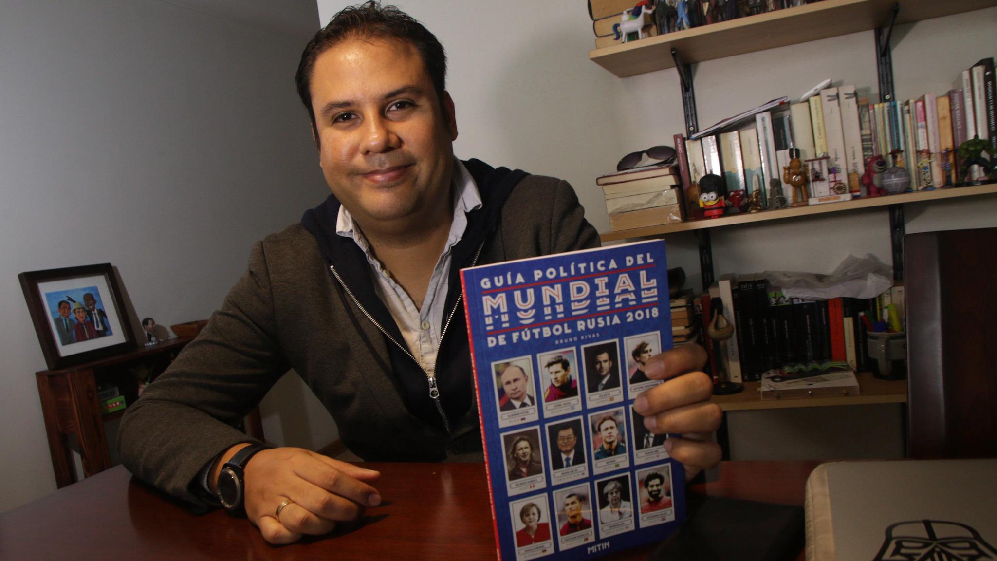 El periodista Bruno Rivas explica los detalles de la