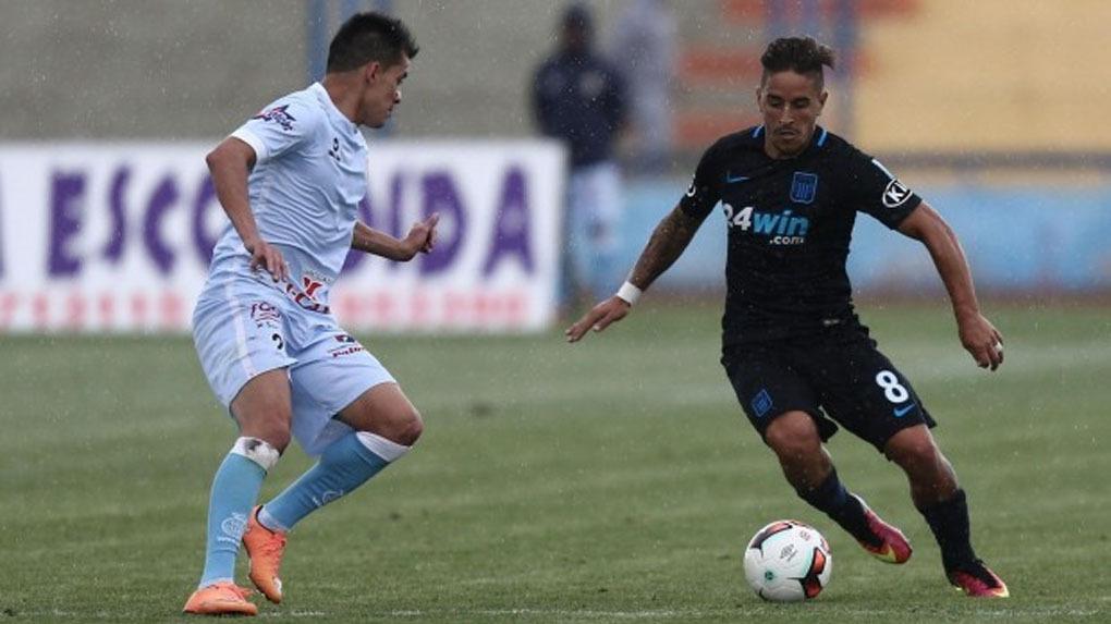 Alianza Lima se quedó con 12 puntos y podría perder la punta del Apertura.