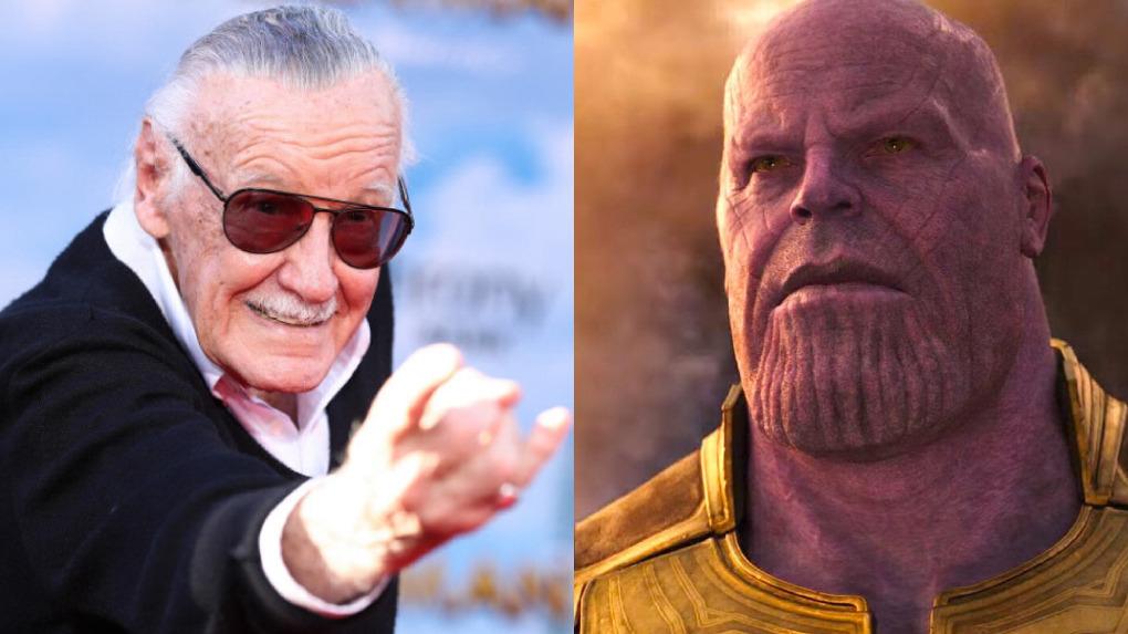 Stan Lee amenazó a Thanos por destruir a sus personajes en