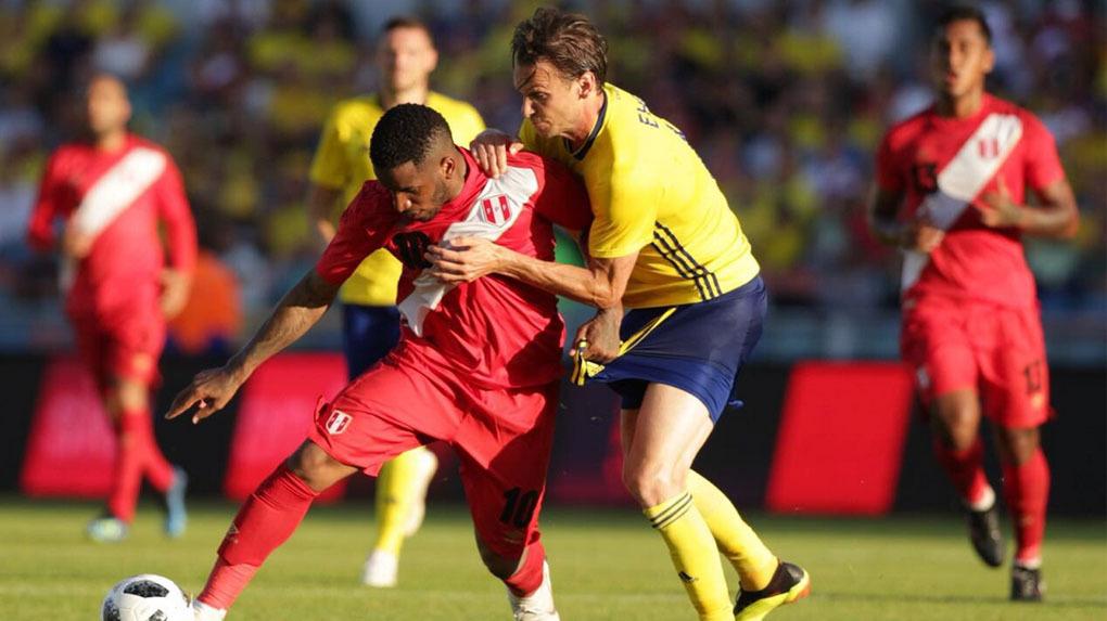 La Selección Peruana empató sin goles ante Suecia y ya piensa en la Copa del Mundo.