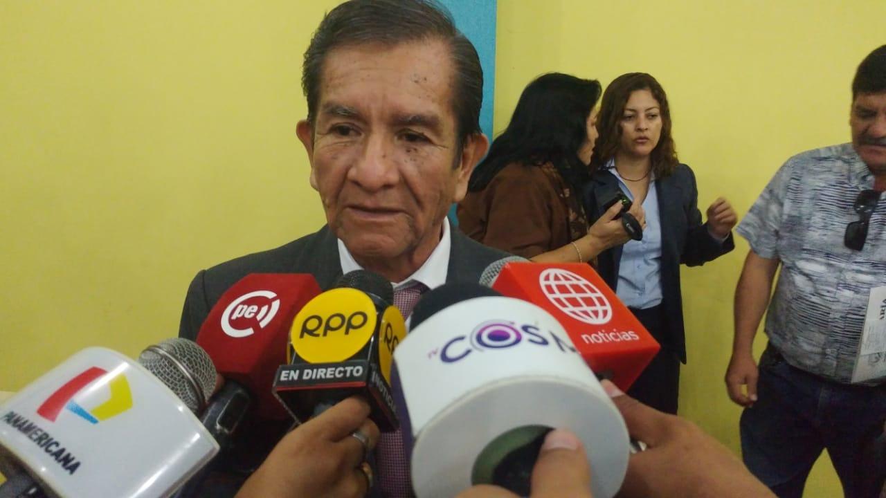 Vocero,José Carlos Valeriano, indicó que las cooperativas ya son supervisadas por la Fenacrep.