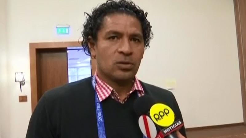 Santiago Acasiete considera que la Selección Peruana puede hacer un buen papel en Rusia 2018.