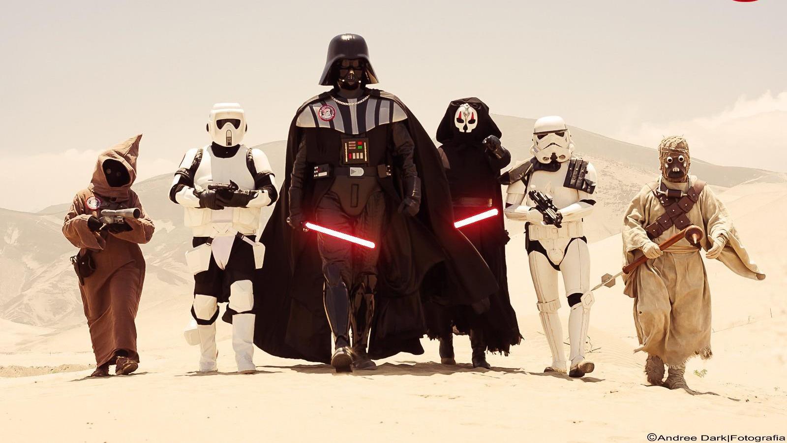 Los representantes de Ferias y Eventos S.A.C., organizadores de la convención, anunciaron gratas sorpresas para los fanáticos de Star Wars.
