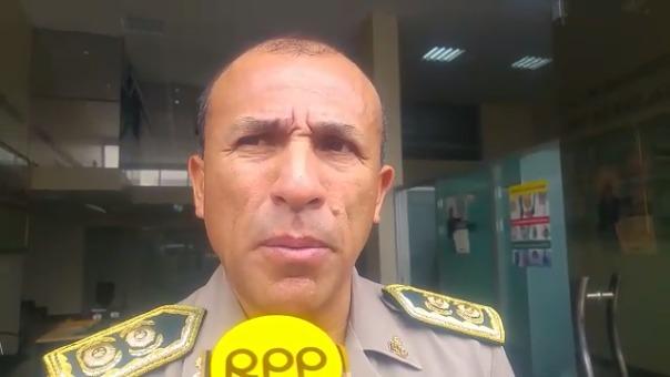 General PNP César Vallejos