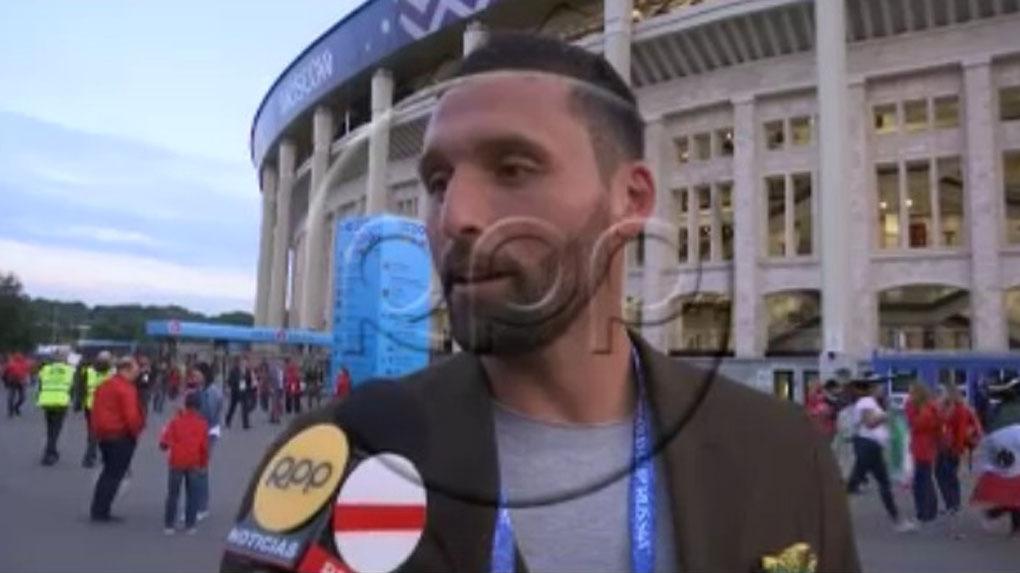 Kevin Kuranyi habló en exclusiva con RPP Noticias en Moscú.