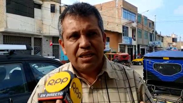 El director de la UGEL Chiclayo, Darío Balcázar Quintana dijo que el menor recibe el apoyo correspondiente por parte de las autoridades del colegio