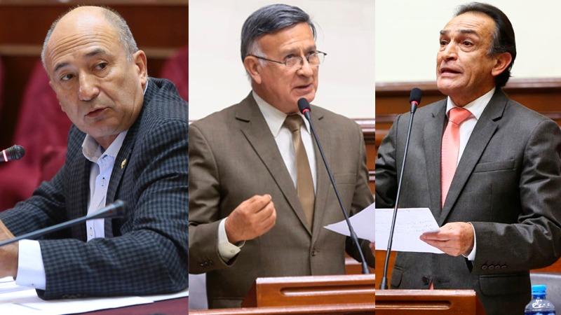 Los hermanos de congresista también buscan acceder a cargos públicos.