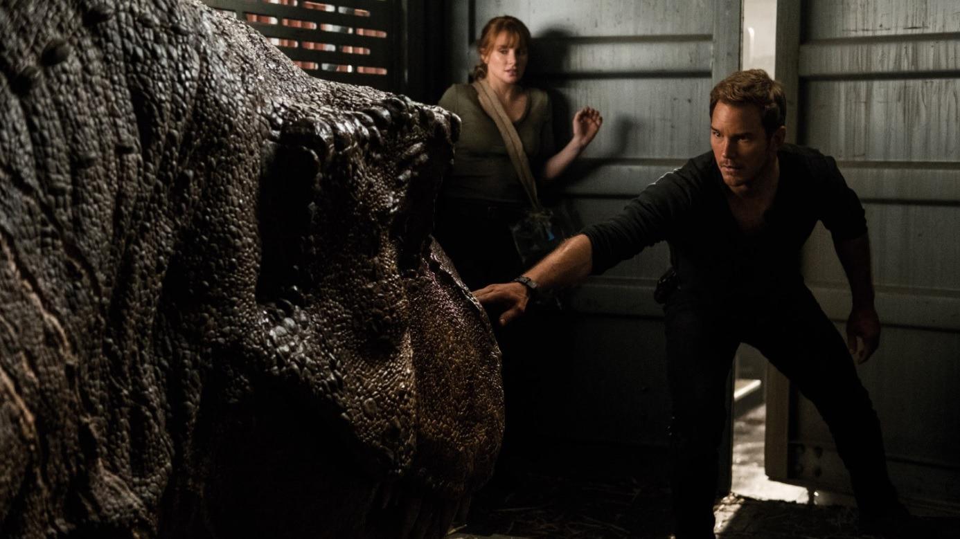 Jurassic Wolrd llevó 450 mil peruanos a las salas de cine en su primer fin de semana en la cartelera.