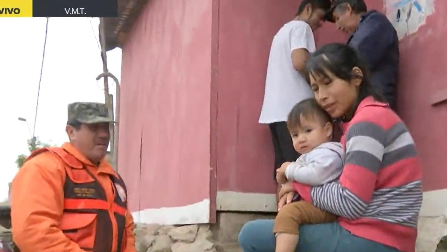 Ticlio Chico está compuesto por 19 asentamientos humanos y se calcula que viven alrededor de 180 mil personas.
