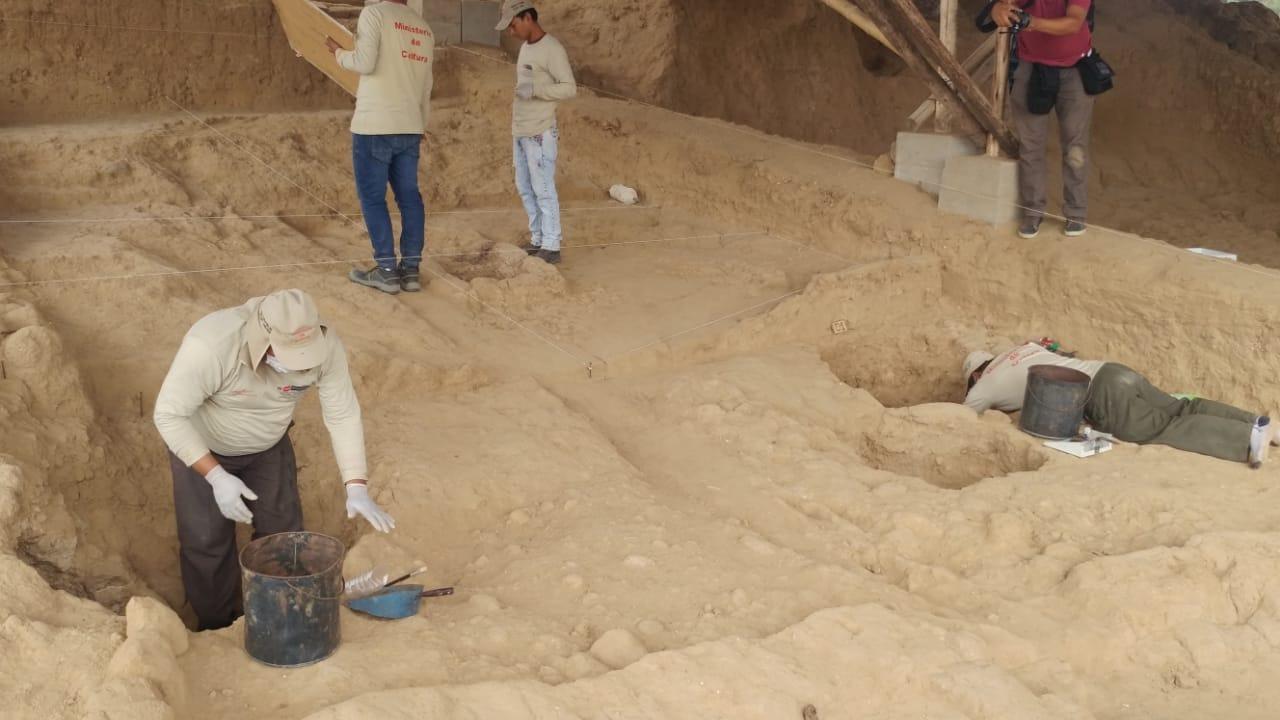 La mayor parte de los entierros pertenecería a mujeres artesanas.