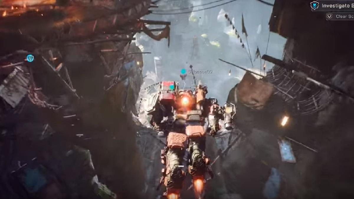 El trailer amplía lo visto en la presentación mostrada en el E3.