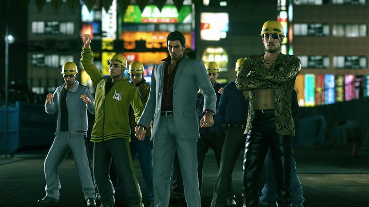 Yakuza es reconstruido para llegar a nuevas generaciones.