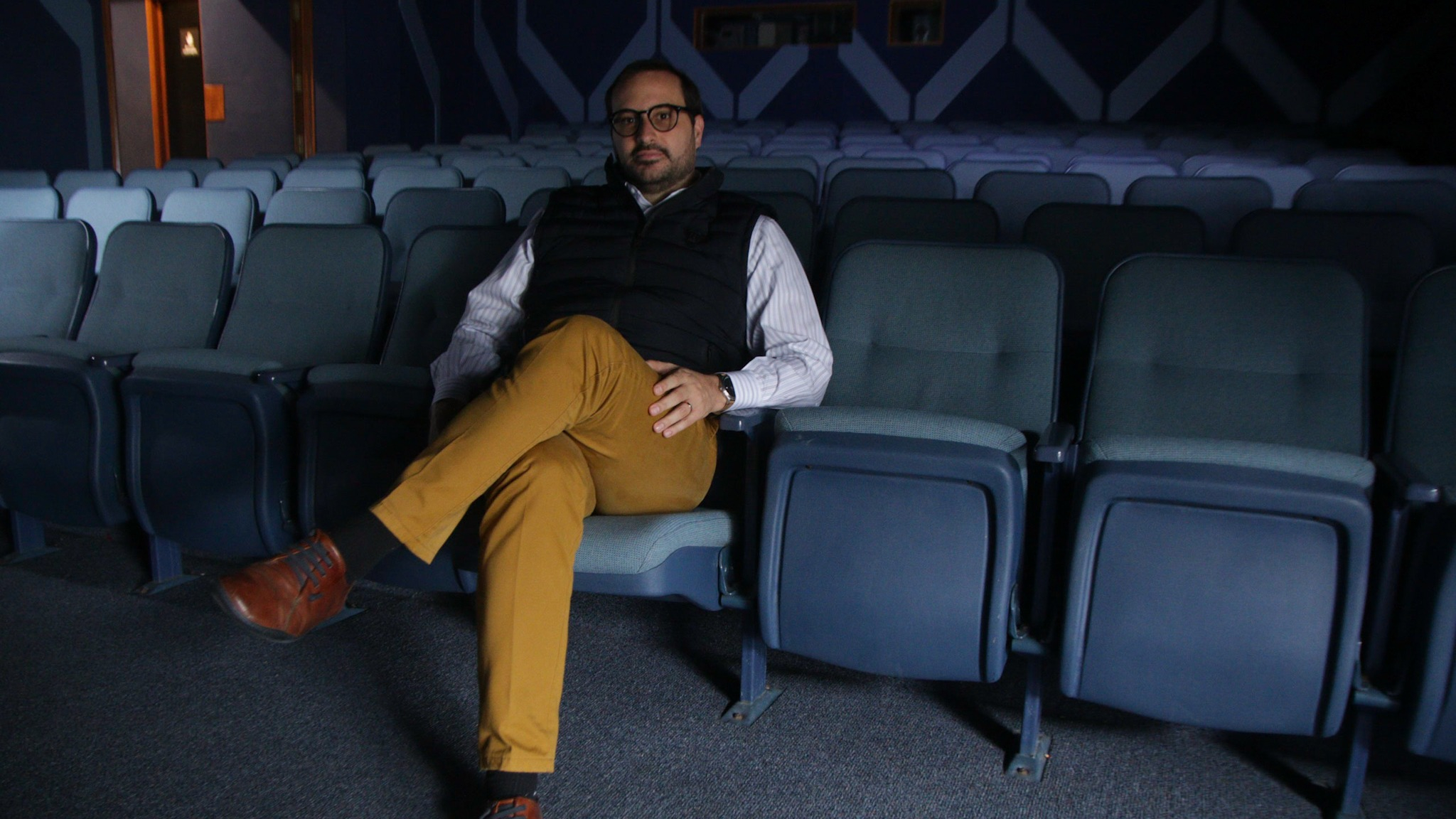 VIDEO: Marco Mulehtaler cuenta las novedades que tendrá el Festival de Cine de Lima 2018.