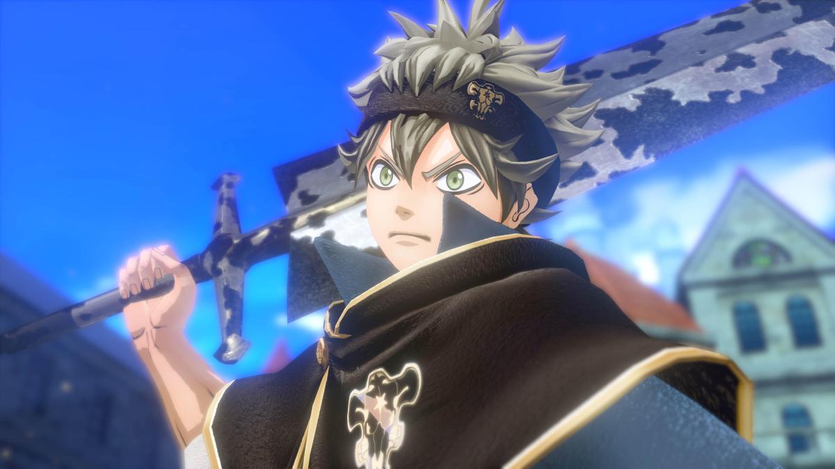 Bandai Namco anuncia beta cerrada para videojuego Black Clover: Quartet Knights