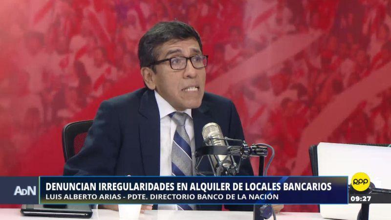 El economista Luis Alberto Arias Minaya estuvo esta mañana en Ampliación de Noticias.
