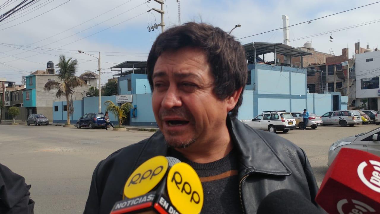 Juan Romero, exigió justicia y que muerte de su hija no quede impune.