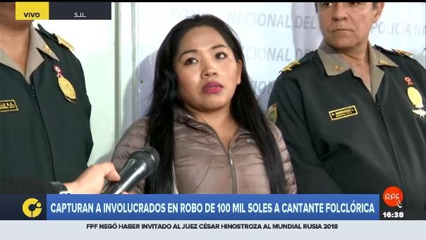 Enlace en vivo sobre la conferencia de prensa de la Policía Nacional, que dio detalles del operativo.
