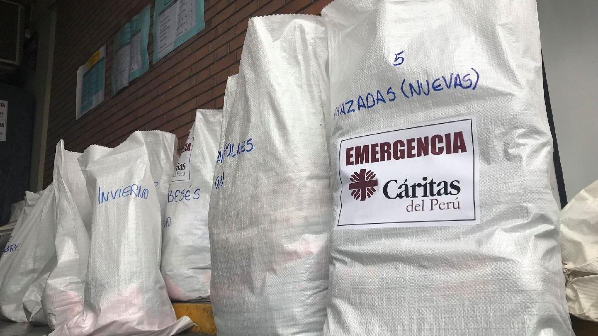RPP y Cáritas realizan campaña de donación #OlaDeAyuda