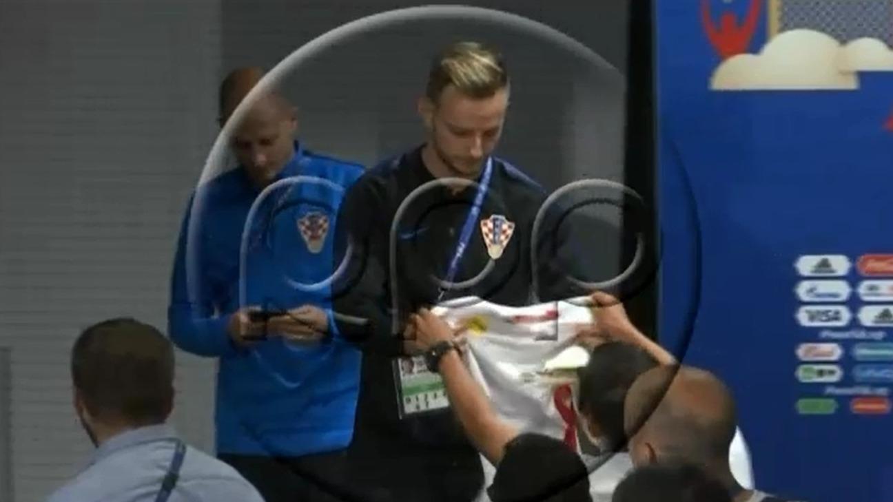 El jugador del Barcelona es junto a Luka Modrić los futbolistas más representativos de Croacia.
