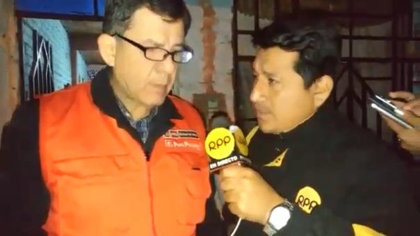 Desde las tres de la madrugada nuestro reportero Henry Urpeque estuvo informando sobre el desarrollo del operativo