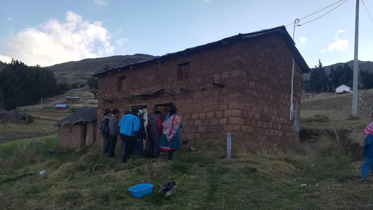 Anciana es asesinada por sus hijos en presunto ritual en Ayacucho.