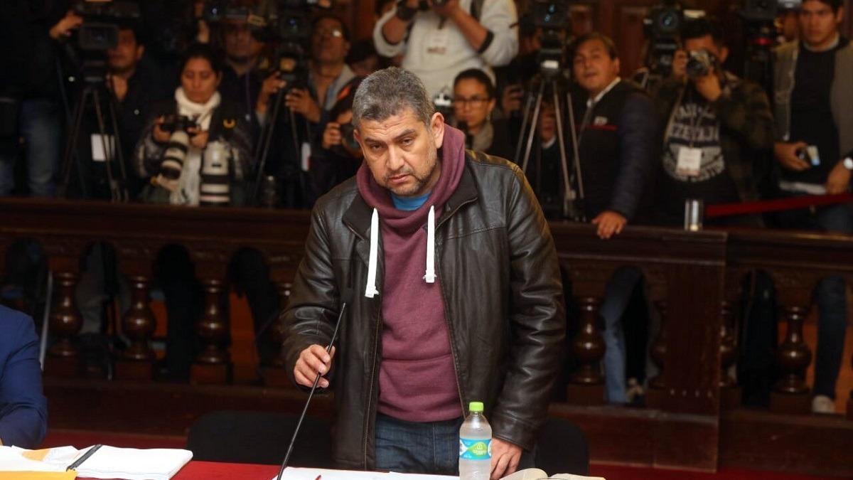 Image result for 18 meses de prisión preventiva para Walter Ríos