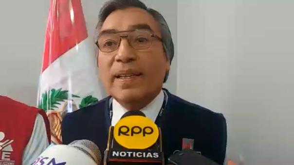 ODPE de Chiclayo, está bajo la jefatura de Jesús Vicente Loayza Aramburú.