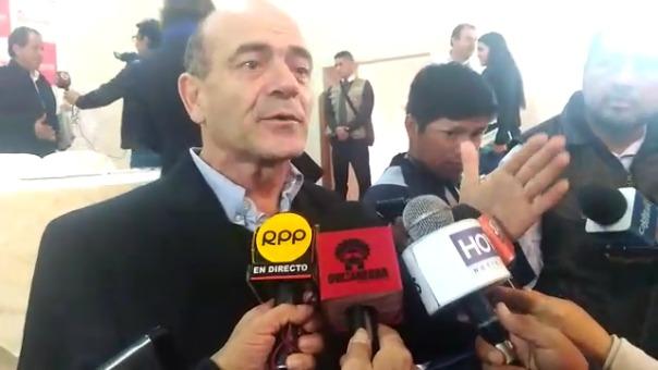 José Luis Escaffi, gerente general de la empresa AC Pública.
