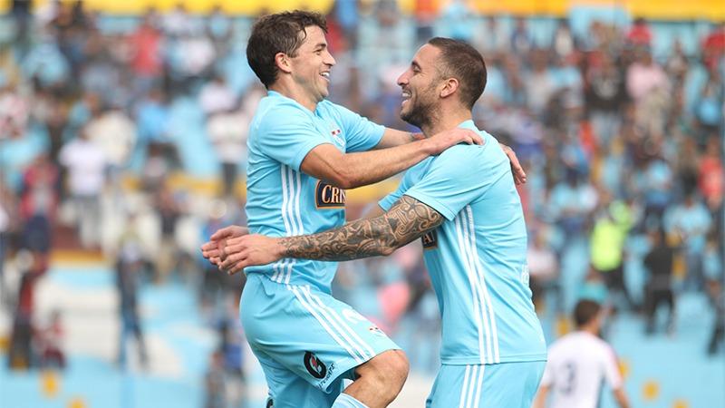 Sporting Cristal ganó a San Martín y se convirtió en el nuevo líder del Torneo Apertura.
